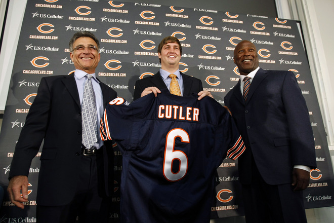 Jay Cutler has agreed